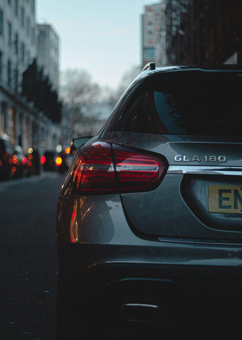 Mercedez Benz GLA 180