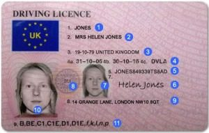 Photocard Driving Licence Explained