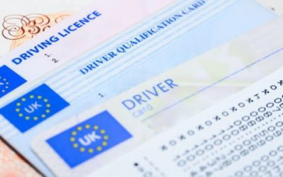 UK Driver Licence Codes & Categories defined