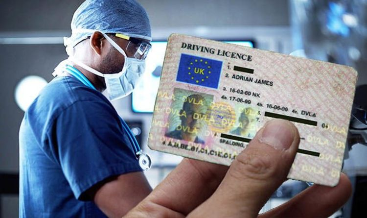 How does a medical condition affect my driving licence?